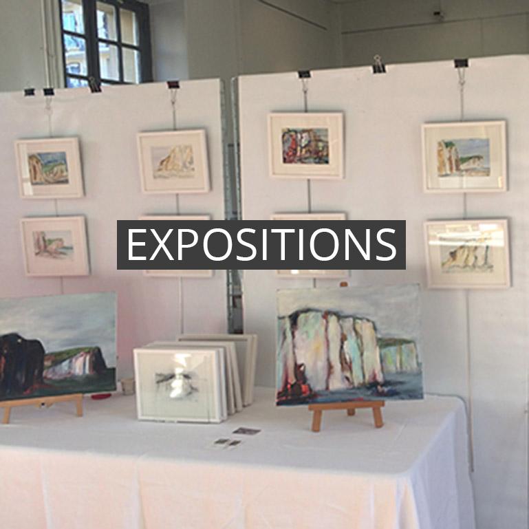 Ceci est une présentation des différentes expositions de dessin, peinture, gravure ou sculpture au sein de la sbac à Clamart